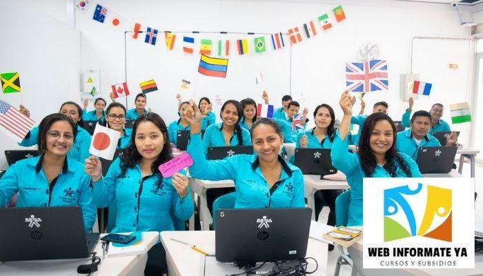Cursos De Ingles En El Sena Habilidades Linguisticas